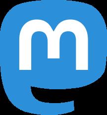 Logo Mastodon